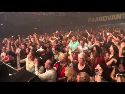 De Kraaien & Jack Parow - Kattenkwaad // LIVE @ PAARD VAN TROJE