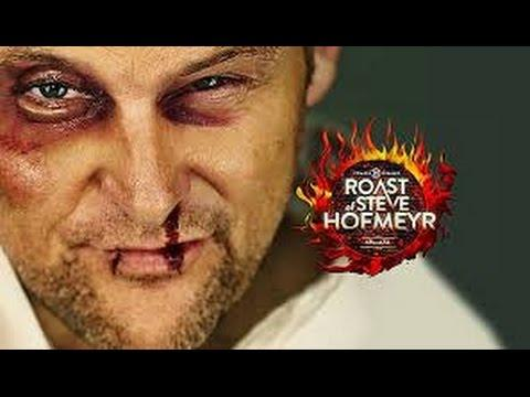 Comedy Central Africa Presents The Roast Of Steve Hofmeyer 2015 Full Show In HD