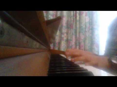 My Alles - Bobby Van Jaarsveld (Piano Cover)