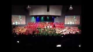 Dewald Wasserfall With CP Choir