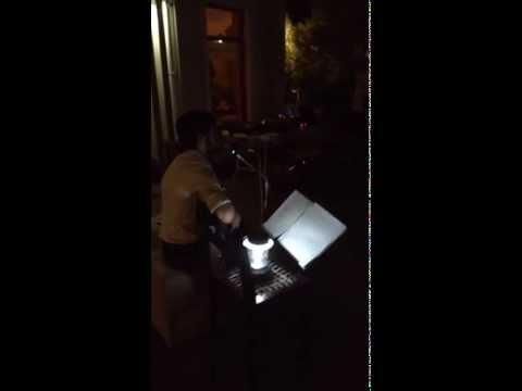 Marnes Steyn Singing 'soos Bloed' Live At Cafe Hugo