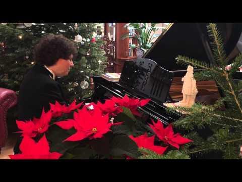Mario Linkies (Piano): Der Wasserfall | The Waterfall, Nomiko Taima Linkies