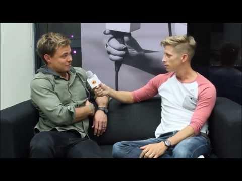 Willem Botha Gesels Met Bobby Van Jaarsveld By KKNK 2015