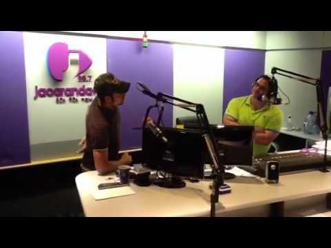 Jay In Studio With Miguel Proenca