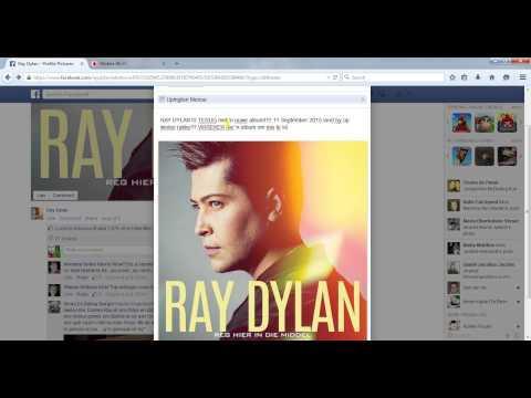 Ray Dylan  - Nuwe Album - Nuwe CD -  September 2015