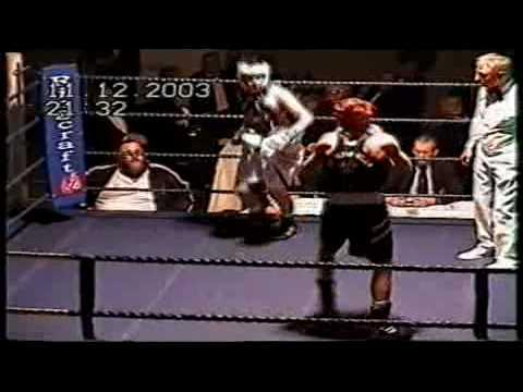 Martin Jenkinson Vs Joe Foster (Boxing)