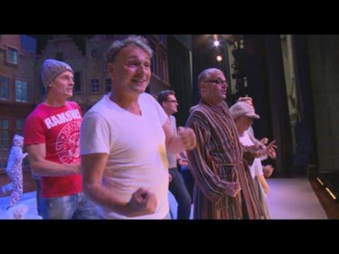 Backstageverslag De Jantjes (Teaser)