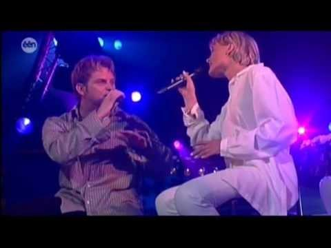 Dana Winner & Steve Hofmeyr - Vroeger Bracht Je Bloemen (De Muziekdoos 1997)