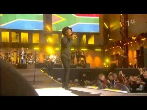 Eddy Grant & Kurt Darren Gimme Hope, Jo'anna Live Nelson Mandela's Birthday 2008