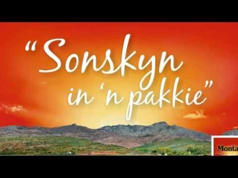 Sonskyn In 'n Pakkie | Montagu Dried Fruit & Nuts | Verbode Vrugte -  Robbie Wessels