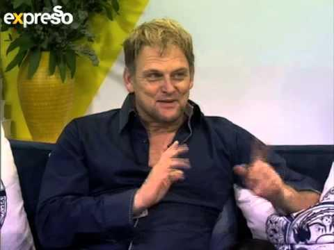 Interview With Steve Hofmeyr (18.10.2012)