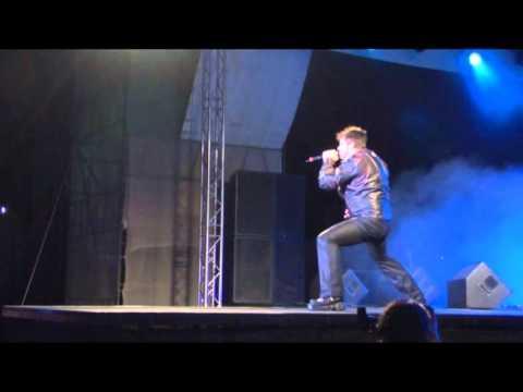 KKNK: Snotkop En Nicholis Louw By Afskop!