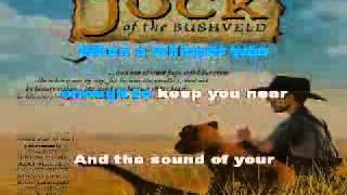 Craig Hinds And Nianell - Too Close To Call Lyrics (OST Jock Of The Bushveld)