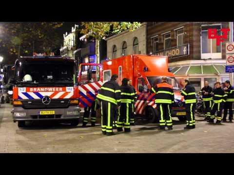 12 Mensen Worden Onwel Door Onbekende Oorzaak, Pieter Vreedeplein, Tilburg [GRIP 1]