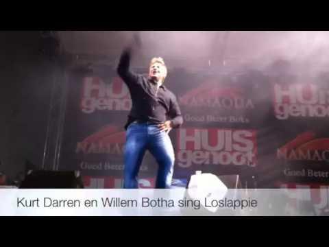 Kurt Darren & Willem Botha: Loslappie