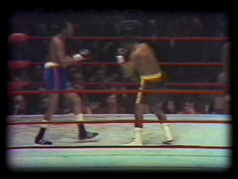 Joe Frazier -vs- Bob Foster  11/18/70