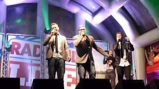 Kurt Darren En Mike&Colin ''Af En Af'' #AllesIsTOP '15-08-2014' @RadioNL Zwolle!!!