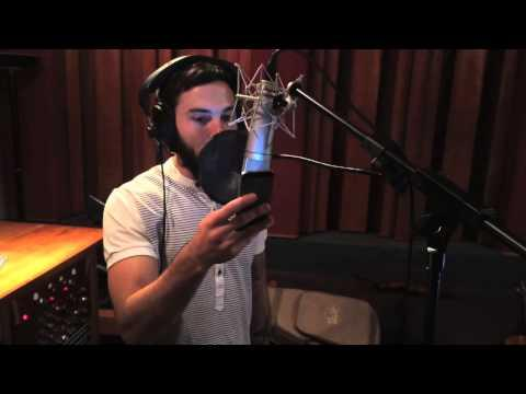 Matthew Mole Sings De La Rey - Exclusive To Martin Bester Drive - Behind The Scenes