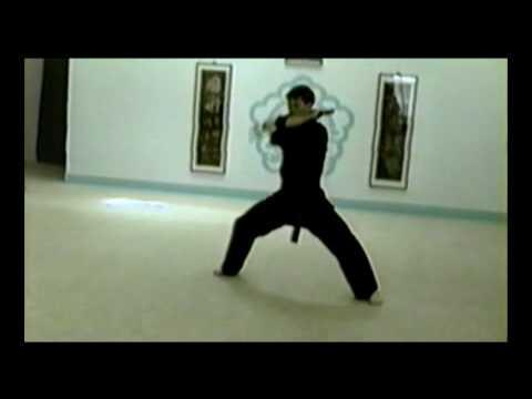 Kuk Sool Won - Joe Foster - Chul Bong And Advanced Kicking