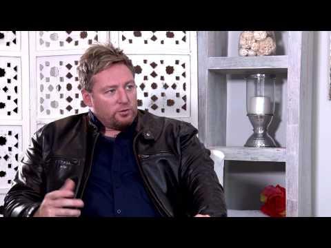 Celeb 30 - Gerhard Steyn Is In Studio With MorneJK