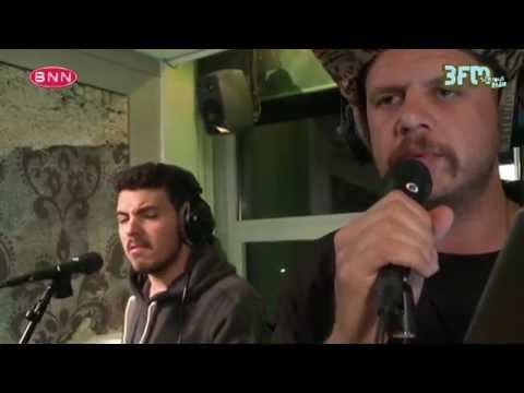 Jack Parow - 'Ode To You' Live @ 3FM Freaknacht