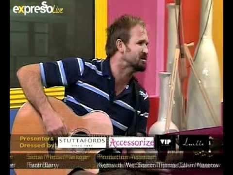 Robbie Wessels Explains Leeuloop (11.06.2012)