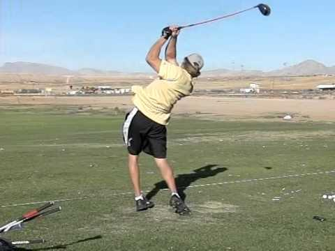 Dewald Gouws World Long Drive Championships