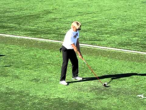 Dewald Gouws Hitting Krank Golf Rage Driver
