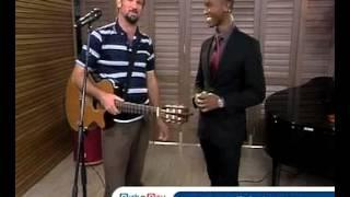 Robbie Wessels Performs 'asitaleen En Suurstof' (11.06.2012)