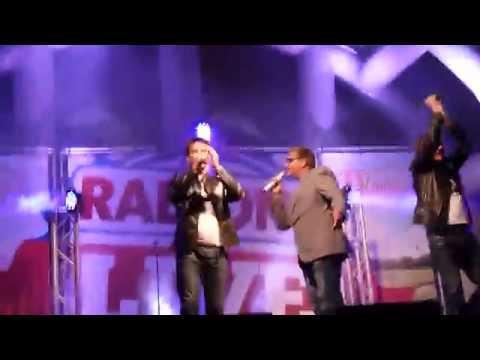 Kurt Darren & Helemaal Hollands - ''Loslappie'' Live 15-08-2014 @RadioNL Zwolle!!!