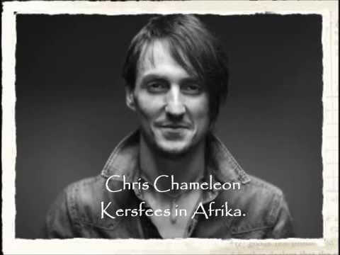 CHRIS CHAMELEON   KERSFEES IN AFRIKA