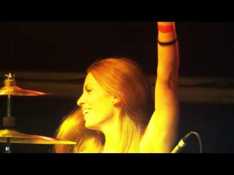 Ramfest 2013 - Jack Parow Se Poes Hot Drummer