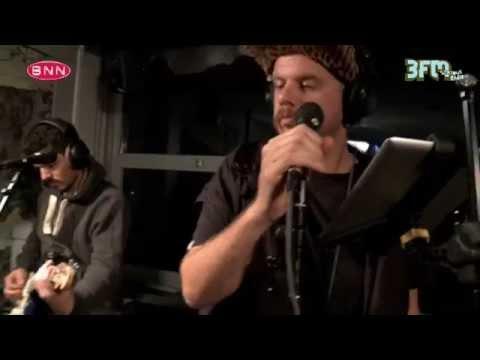 Jack Parow - 'Trouble In Paradise' Live @ 3FM Freaknacht