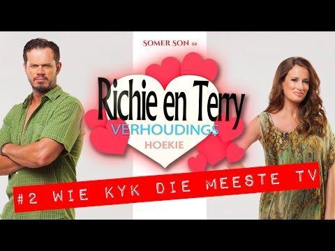 Bok Van Blerk En Hanna Grobler In Richie & Terry - Verhoudings Hoekie #2